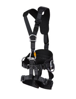 Detachable full body safety harness HT-329